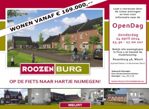 Advertentie OpenHuis Fase 2 - apr2014
